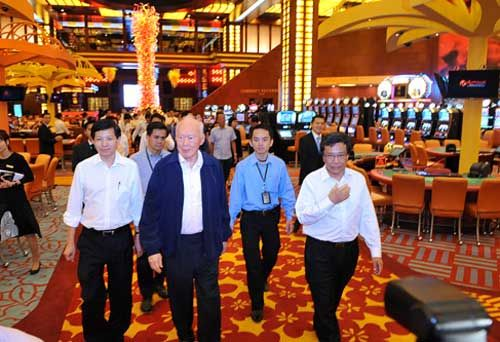 Casino dealer singapore job