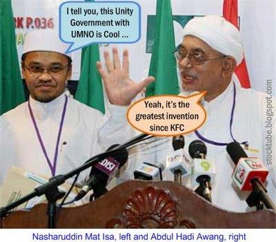 PAS Nasharuddin Hadi Awang