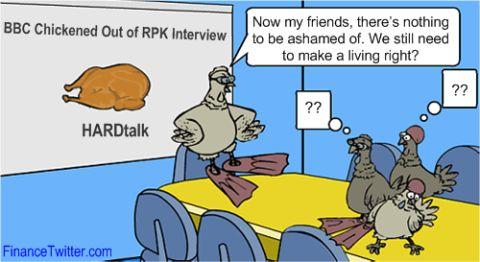 BBC Hardtalk Chicken Out RPK