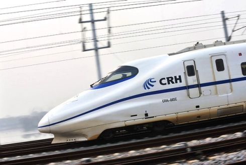 China High Speed Train