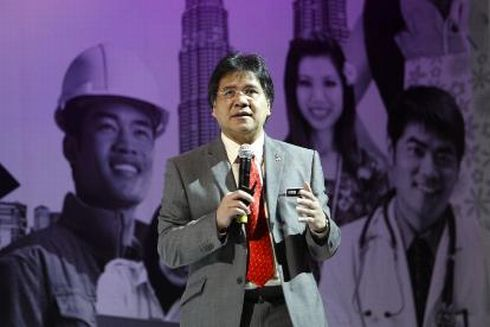 Idris Jala ETP Economic Transformation Programme