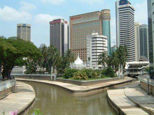 Kuala Lumpur Klang River