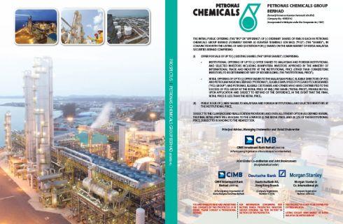 Petronas Chemicals IPO Prospectus
