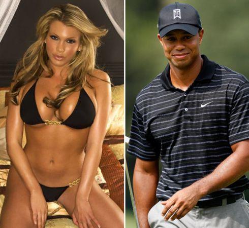 Loredana Jolie Tiger Woods