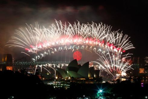 Happy New Year 2011 Sydney