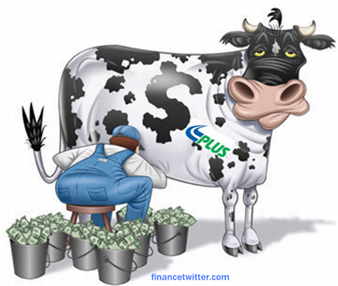 PLUS Expressway Cash Cow
