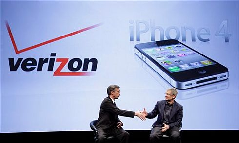 Verizon Apple iPhone