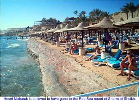 Mubarak Red Sea Resort Sharm el-Sheikh