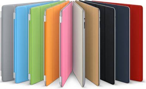 iPad 2 Smart Cover Colors