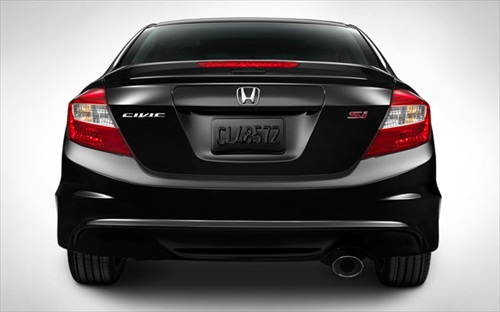 2012 Honda Civic Si
