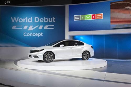 Honda Civic 2011 2012 Concepts