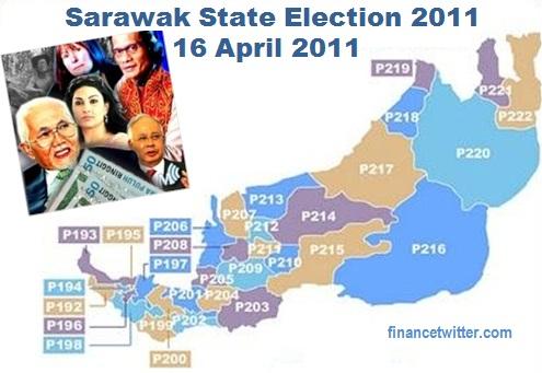 Sarawak Election 2011