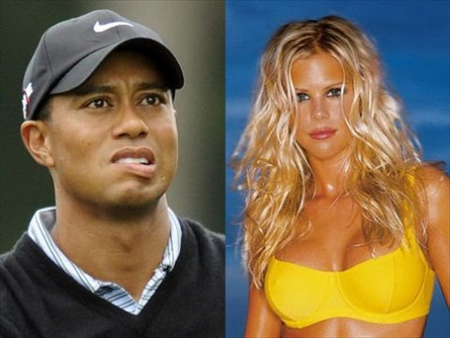 tiger woods wife elin nordegren. tiger woods wife elin