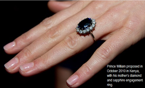 William Kate Engagement Ring