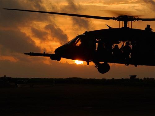 Osama bin Laden Operation - BlackHawk Navy Seals Team