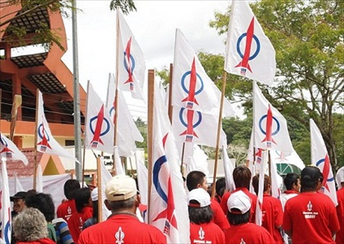 Chinese Voters Support DAP