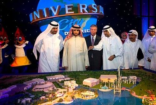 Dubailand Universal Studio