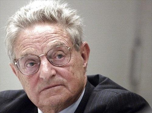 Speculator George Soros