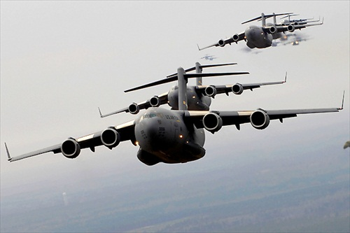 Most Expensive US Military Vehicles Globemaster