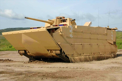 Most Expensive US Military Vehicles Marine EFV