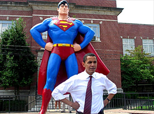 President Barack Obama - Commander in Chief