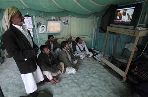 Osama bin Laden Killed - Yemen