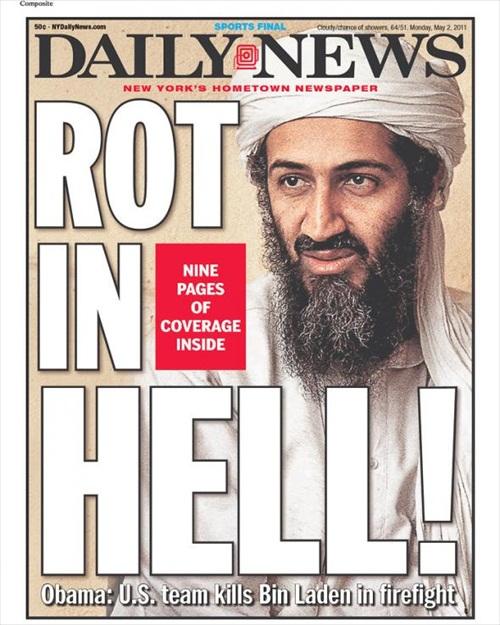 Osama bin Laden Killed
