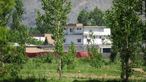 Osama bin Laden US1 million Mansion