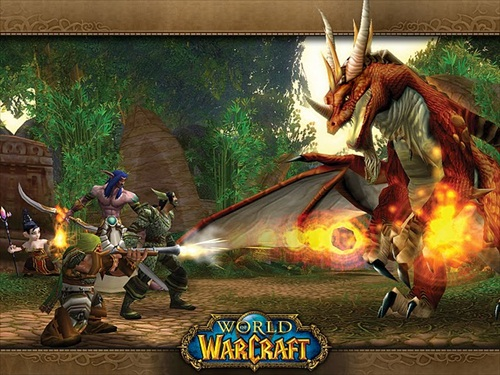 Chinese Prisoners forced to Play World of Warcraft