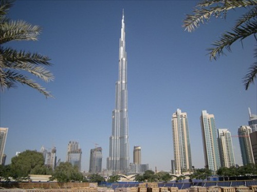 Burj Khalifa, World's Tallest Tower