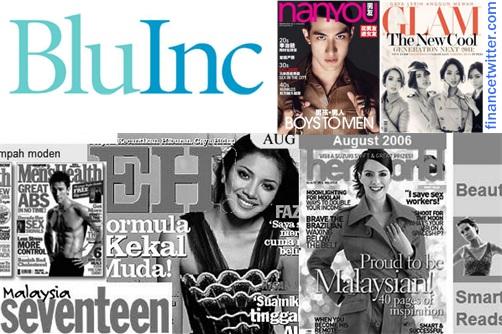 Blu Inc Magazines