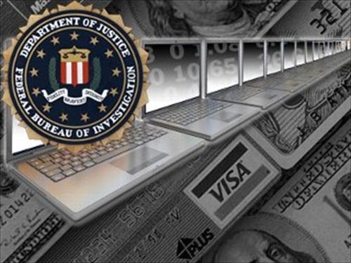 FBI Hackers Visa MasterCard