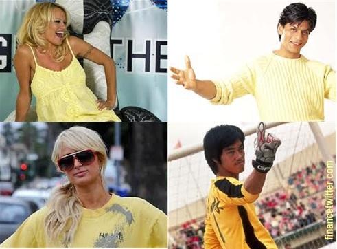 Pamela Anderson Paris Hilton Sharukh Khan Shaolin Soccer