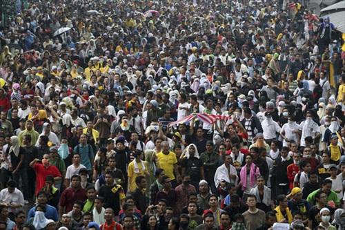 Bersih 2 Rally (Photo)