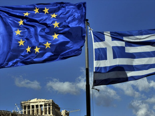 Euro Greece Debt Default