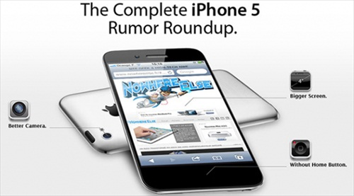 iPhone 5 Rumour