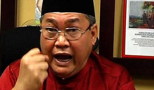 Perkasa Ibrahim Ali