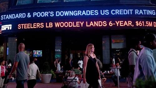 Sandard & Poor Downgrade US Credit Rating