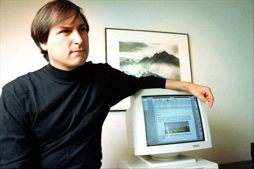 Streve Jobs 1985