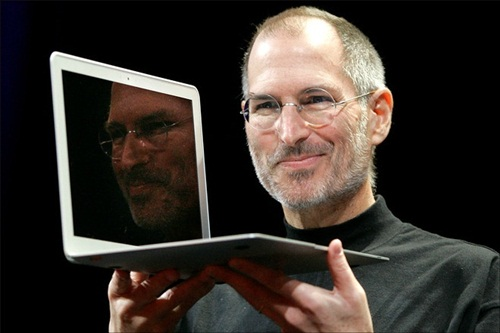 Steve Jobs MacBook Air 2008