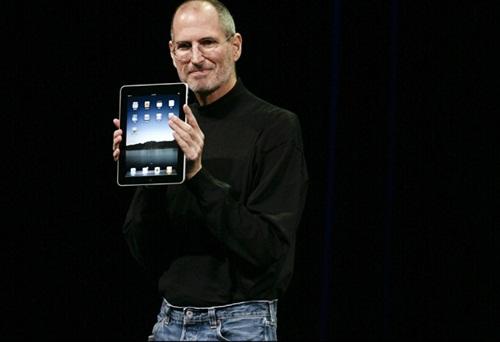 Steve Jobs iPad 2010