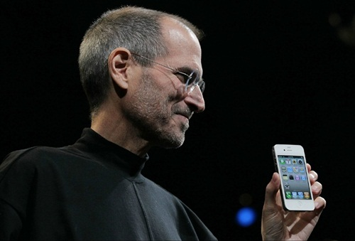 Steve Jobs iPhone4 2010