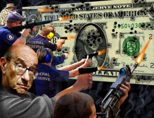 US Dollar Worthless