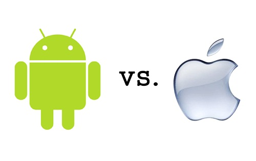 Apple iOS vs Google Android