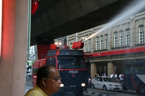 Malaysia FRU Water Cannon