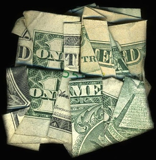 Hidden Message Dollar Bills Don't Tread On Me