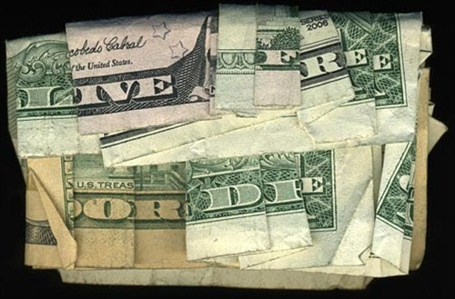 Hidden Message Dollar Bills Live Free Or Die