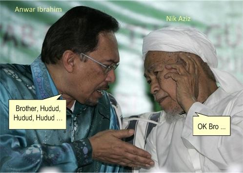 Hudud laws Anwar Ibrahim Nik Aziz
