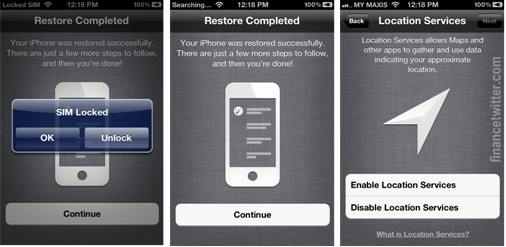 How To Upgrade Apple iOS 5 Steps