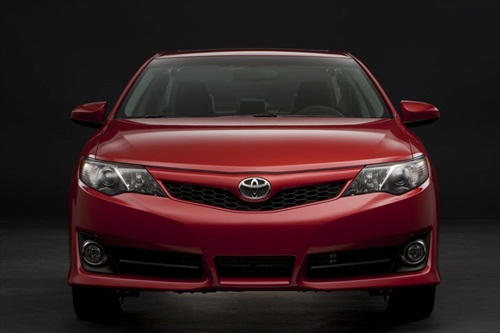 New 2012 Toyota Camry Photo